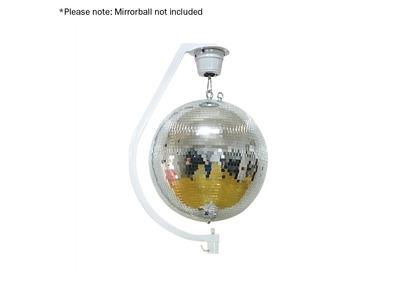 Equinox Curve Mirror Ball Hanging Bracket up to 30cm