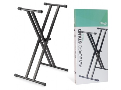 Stagg KXS-A6 X Frame Keyboard Stand
