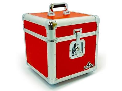 "Gorilla GC-LP100 RED LP100 12"" Record Vinyl Box"