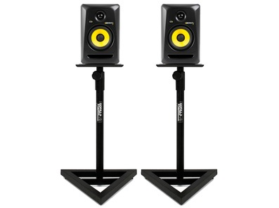 Pair Gorilla Studio Monitor Speaker Stands