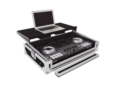Gorilla Pioneer DDJ-SX / SX2 / SX3 / DDJ-RX Flight Case + Laptop Shelf