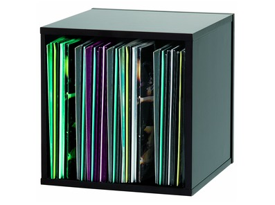 Glorious Record Box Black 110