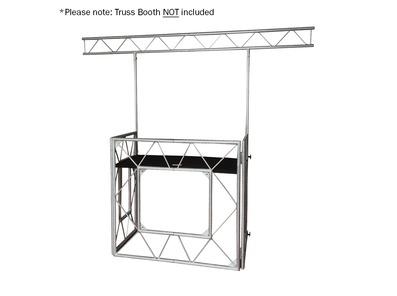 Equinox Truss Booth Overhead Lighting Kit