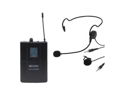 W Audio DTM 800BP Beltpack Add On Kit