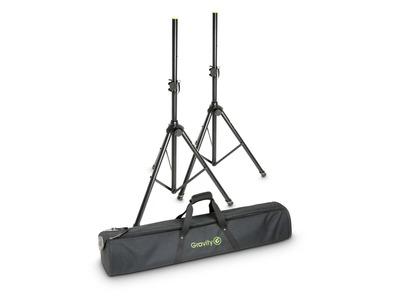 Gravity SS 5212 B SET 1 Speaker Stands
