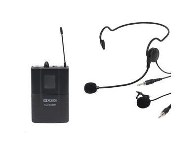 W Audio TM 80BP Add On Beltpack Kit