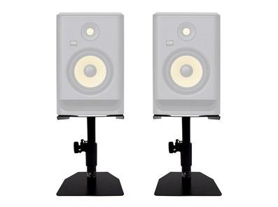 Gorilla GSM-50 Desktop Studio Monitor Stands (Pair)