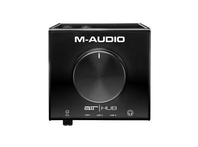 M-Audio AIR Hub USB Monitoring Interface