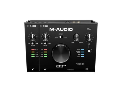 M-Audio AIR 192 | 8 Audio Interface