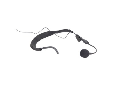 Chord Neckband microphone for Wireless Bodypacks