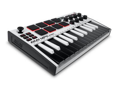 Akai MPK Mini 3 MIDI Keyboard White