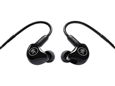 Mackie MP-120 In-Ear Monitors