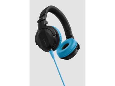 Pioneer HDJ-CUE1 Headphones With Blue Accessory Pack