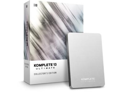Native Instruments Komplete 13 Ultimate Collectors Edition UPG K8-13