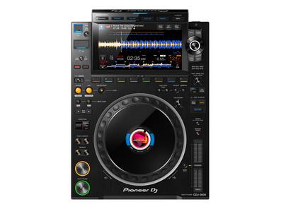 Pioneer CDJ-3000 Media Player