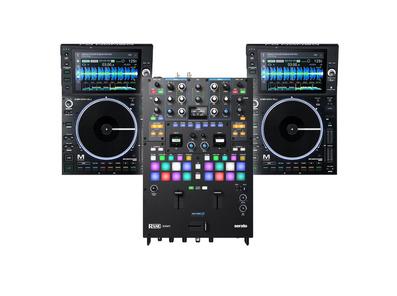 Rane Seventy Mixer + Denon 6000M Bundle