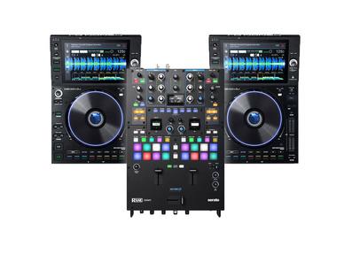 RANE Seventy Mixer + Denon 6000 Bundle