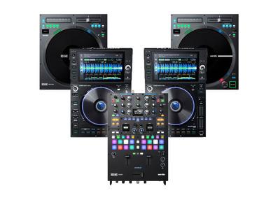Rane Seventy Mixer + Twelve MKII + Denon SC6000 Bundle