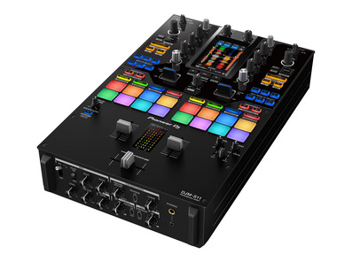 Pioneer DJM-S11 Scratch DJ Mixer