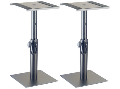Stagg SMOS-05 Set Adjustable Monitor Stands