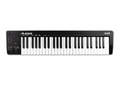Alesis Q49 MKII MIDI Keyboard