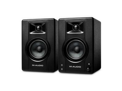 M-Audio BX3 Monitors