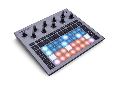Novation Circuit Rhythm Sampler