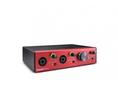 Focusrite Clarett+ 2Pre Audio Interface