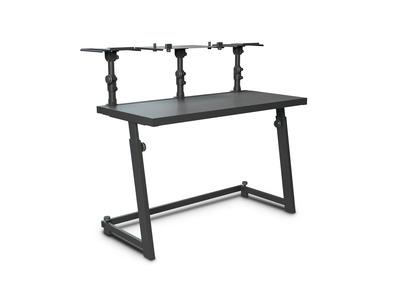 Gravity FDJT-01 DJ-Desk with Flexible Loudspeaker and Laptop Tray