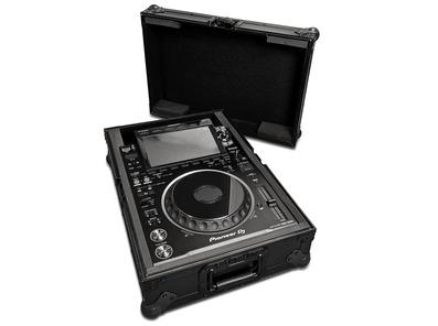 Gorilla DJ Pioneer CDJ-3000 Full Flight Case (Black)