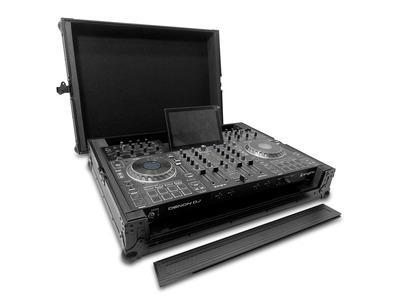 Gorilla DJ Denon Prime 4 Controller Flight Case (Stealth Black)
