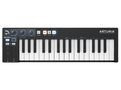 Arturia Keystep Black MIDI Keyboard
