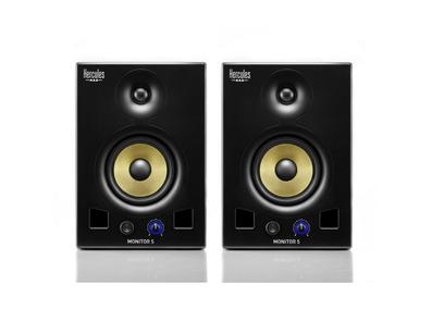 Hercules DJ Monitor 5 Speakers