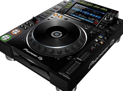 Pioneer DJ CD & MP3 Players