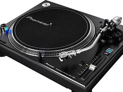 Pioneer DJ Turntables