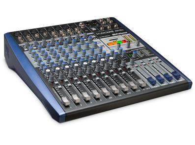 PreSonus StudioLive AR12c 12-Channel Performance Mixer