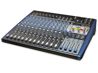 PreSonus StudioLive AR16c Performance Mixer