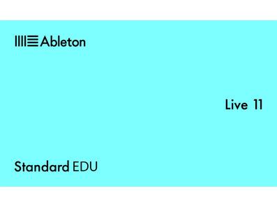 Ableton Live 11 Standard EDU Software