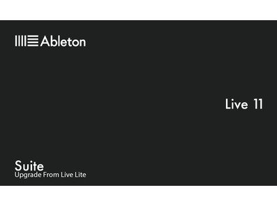 Ableton Live 11 Suite UPG from Live Lite Software