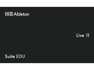 Ableton Live 11 Suite Education Software