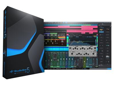 PreSonus Studio One 5 Artist Upgrade from Artist (Versions 1-4) Digital Software