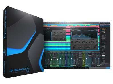 PreSonus Studio One 5 Professional Upgrade from Professional/Producer Software