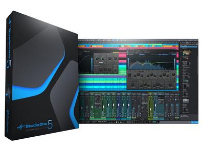 PreSonus Studio One 5 Professional Upgrade from Artist (Versions 1-5) Digital Software