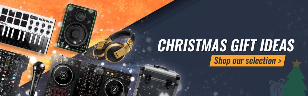 DJ Christmas Gift Ideas