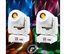 2x Equinox Fusion 100 Spot MKII (White) & Cable