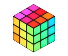 LEDJ Rubix RGB 3D Panel