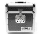 Total Impact TIP LP100 Vinyl Record Carry Case - Carbon