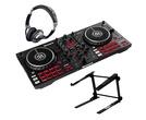 Numark Mixtrack Pro FX Bundle inc Headphones & Laptop Stand