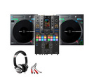 Rane TWELVE MKII (x2) + Pioneer DJM-S11 SE w/ Headphones + Cable