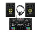 Hercules DJ Inpulse 500 + Monitor 32 w/ Headphones